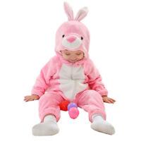 infantil de bebé Kigurumi Pijama Mono Animal Mono Enterito cosplay disfraz mono