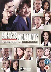 Greys Anatomy - Season 10 [DVD][Region 2]