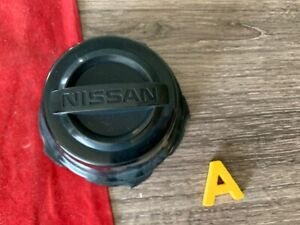 "#A (1) 2013-2019 Nissan NV200 Center Wheel Cap Black ""NISSAN"" 40343-3LM0A"