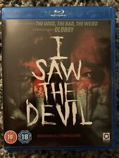 I Saw The Devil (Blu-ray, 2011)