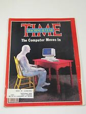 Time Magazine- Machine of the Year- The Computer Moves In-January 3,1983