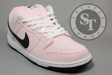 NIKE SB DUNK LOW ELITE 833474-601 PINK BOX PRISM PINK BLACK WHITE DS SIZE: 11.5