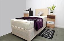 3FT Single Bed With Orthopedic Medium Firm Mattress + FREE Headboard!!!