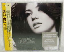 Marie Digby Breathing Under Water 2009 Taiwan CD w/OBI