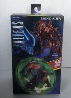 NECA Rhino Alien Aliens Dark Horse Comic Book Reel Toys