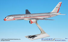 Flight Miniatures American Airlines 40th Anniversary 757-200 1:200 Scale Plastic
