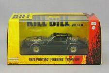 Kill Bill Model Original Car Pontiac Firebird 1:43 GREENLIGHT Model Car New