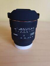 Lente della fotocamera Sigma 12-24mm D F/4.5-5.6 per Minolta
