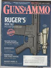 December 2013 Guns & Ammo magazine: Ruger's New 7.62 Piston-Driven AR