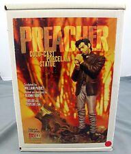 Preacher Cold-Cast Porcelain Statue LE of 2,350 Vertigo DC Comics 1997 NEW