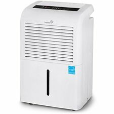 Ivation 70 Pint Energy Star Dehumidifier - Large-Capacity For Spaces Up To...
