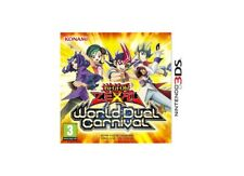 YU GI OH  ZEXAL WORLD DUEL CARNIVAL Console Nintendo 3DS 2DS XL NEW ++ 100% NEUF