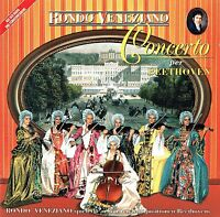 (CD) Rondò Veneziano - Concerto Per Beethoven - Original Album (1993)