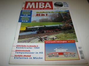 MIBA AUSGABE 04/1997