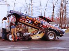 """Jungle Pam"" ""Jungle Jim"" Liberman & 1973 Vega NITRO Funny Car Racing PHOTO! #1"