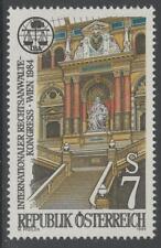 AUSTRIA SG2031 1984 INT BAR ASSN CONGRESS MNH