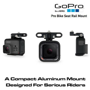 GoPro Pro Bike Seat Rail Mount - CaptureS The Rear Facing Angle