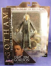 Diamond Toys Select Det. Jim Gordon Detective Action Figure DC Comics WB Gotham
