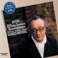 Alfred Brendel - Haydn: Piano Sonatas (DECCA The Originals) [CD]