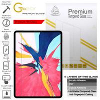 Gorilla Tempered Glass Screen Protector Shield Guard iPad Pro 12.9 3rd Gen 2018
