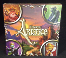 Wyrd Games King Of Artifice Family Fun Board Game New Sealed