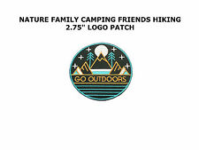 Go Outdoors Hiking Patch (Free Shipping US)