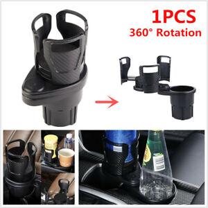 Universal 360 ° Rotation Car Stretchable Cup Holder Beverage Rack Water Holder