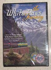 The White Pass Journey - White Pass & Yukon Route Scenic Railway - Sealed DVD