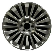 "22"" Lincoln Navigator 2015 2016 2017 Factory OEM Rim Wheel 10026 Hyper Machined"