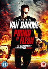 Pound Of Flesh (DVD) (NEW AND SEALED) (VAN DAMME) (REGION 2) (FREE POST)
