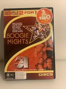Boogie Nights/54 (DVD, 2006, 2-Disc Set) Double Feature