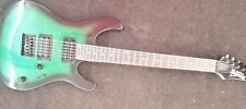 Ibanez Gio GS221MES Electric Guitar Metallic Green Burst
