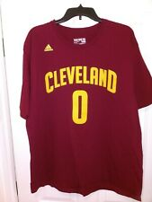 Nba Cleveland Cavaliers Basketball Kevin Love Adidas T-shirt Men's 2Xl Red