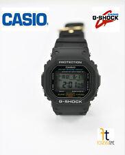 Casio G-Shock DW5600 RARE Black Limited Edition Vintage Divers Watch