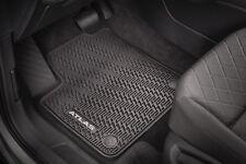 VW Volkswagen OEM Rubber Floor Mats MonsterMats Atlas w/Bench Seats 3CN061550041