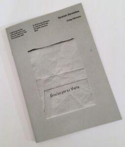 Spanish Serviettes by Craig ATKINSON Cafe Royal Books NEW