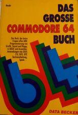 Hecht Das Grosse Commodore 64 Buch (1988, 5. Auflage (1990)  C64 Buch)