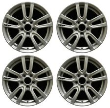 "17"" Honda Civic HFP 2012 2013 2014 2015 Factory OEM Rim Wheel 64029 Silver Set"