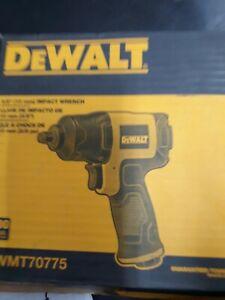Dewalt pneumatic 3/8in Impact wrench