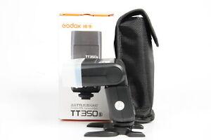 Godox Thinklite TT350S TTL Camera Flash for Sony #759