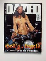 OCTOBER 1999 Dazed And Confused Magazine - Shaznay, Mark Dion