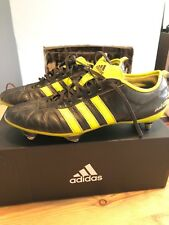ADIDAS FOOTBALL BOOT TAILLE 10 Adipure Rétro