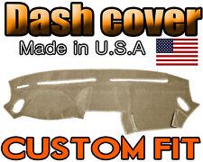 Fits 2001-2006 HYUNDAI SANTA FE DASH COVER MAT DASHBOARD PAD / BEIGE