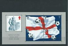 Football Great Britain Commemorative Stamps