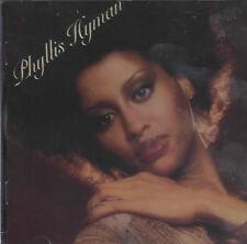 Phyllis Hyman – Phyllis Hyman   New  cd  ftg    + bonustracks