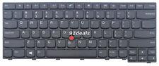 Original New For Lenovo IBM ThinkPad Edge E470 E475 US Black Keyboard