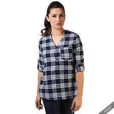 Camisa de mujer 100% algodón talla M