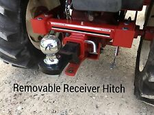 Toro Wheel Horse Removable Receiver Hitch (with mounting hardware)