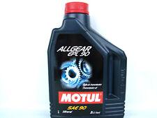 Motul Olio per Ingranaggi SAE 90 Allgear Epl 90 Minealisches Hypoid GL-4 2Liter
