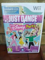 Just Dance Disney Party for Nintendo Wii UK SELLER